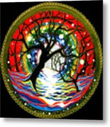 Sea Of Color Metal Print