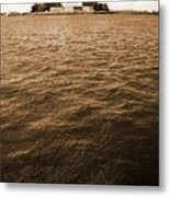 Sea Of Liberty Metal Print