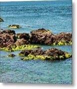 Sea Of Marmara Seaside Metal Print