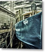 Sea Ready Metal Print