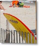 Sea Shore 19 Metal Print
