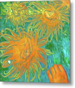 Sea Urchin 10 Metal Print