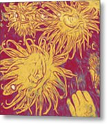 Sea Urchin 6 Metal Print