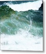 Sea Veins Metal Print