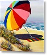 Seabreeze Metal Print