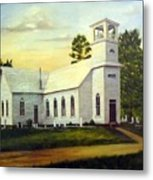 Seaford Zion Methodist Church Metal Print