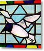 Seagull Serenade Metal Print