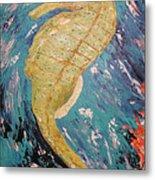 Seahorse Number 2 Metal Print