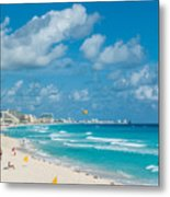 Search Vacations Online Metal Print