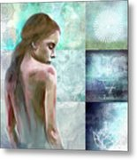 Searching For Inner Peace Metal Print