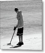 Searching For Patience Metal Print