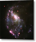 Searching For The Best Black Hole Recipe Metal Print