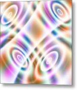 Searchlights Metal Print