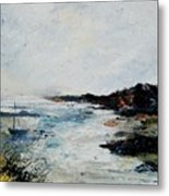 Seascape 68 Metal Print