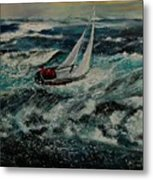 Seascape 97 Metal Print