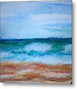 Seascape I Metal Print