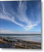 Seascape Ireland Metal Print