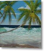 Seascape Series No.1 Metal Print