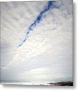 Seascape Skyscape Two Metal Print