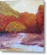 Season Change Metal Print