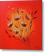 Seasons In The Sun Metal Print