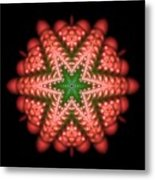 Seastar Lightmandala 2 Metal Print