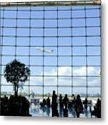 Seatac Airport K088 Metal Print