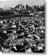 Seattle: Hooverville, 1933 Metal Print