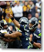 Seattle Seahawks Metal Print