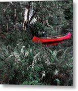 Secluded Spot Metal Print