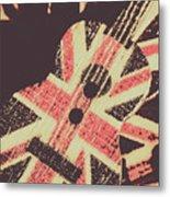 Second British Invasion Metal Print