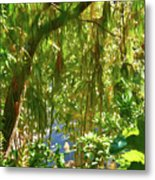 Secret Place By The Water Metal Print