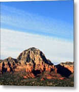Sedona Afternoon Metal Print