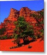 Sedona Red Rock Metal Print