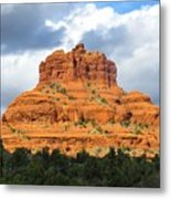 Sedona Spirit Rock Metal Print