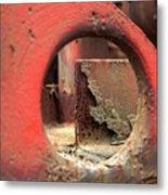 See The Rust Metal Print
