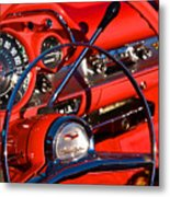 See The Usa In Your Chevrolet 1 Metal Print