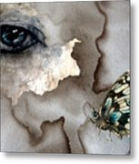 See You In Another Life Ol' Blue Eyes Metal Print
