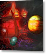 Seeds Of The Universe Metal Print