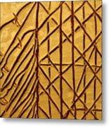 Seeking - Tile Metal Print