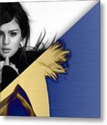 Selena Gomez Collection Metal Print