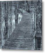 Selenium Boardwalk  Metal Print