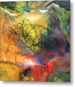 Self Discovery Metal Print by Denise Nickey