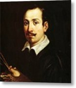 Self Portrait 1604 Metal Print