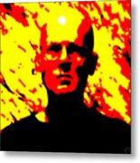 Self Portrait 2000 Metal Print by Eikoni Images