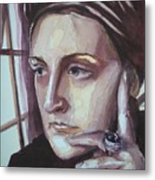 Self-portrait At 30 Metal Print