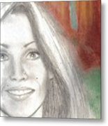 Self Sketch 2005 Metal Print
