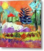 Sellersville Sunset Metal Print