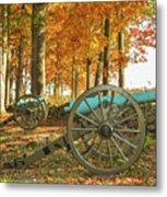 Seminary Ridge Metal Print