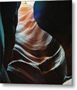 Sensual Curves Metal Print
